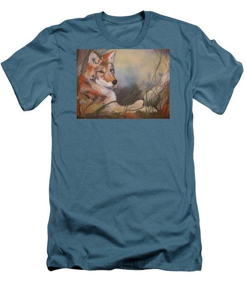 Cody Men's T-Shirt (Slim Fit) by Marika Evanson