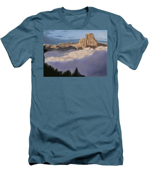 Cold Mountains Men's T-Shirt (Athletic Fit)