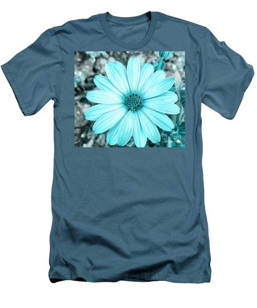 Color Trend Blue Blossom Men's T-Shirt (Athletic Fit)