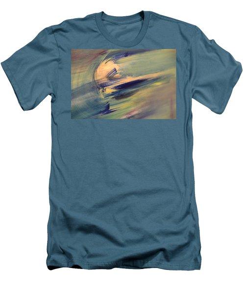 Color Washing Men's T-Shirt (Athletic Fit)