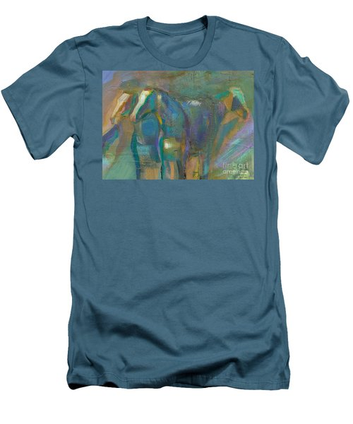 Colors Of The Southwest Men's T-Shirt (Slim Fit) by Frances Marino