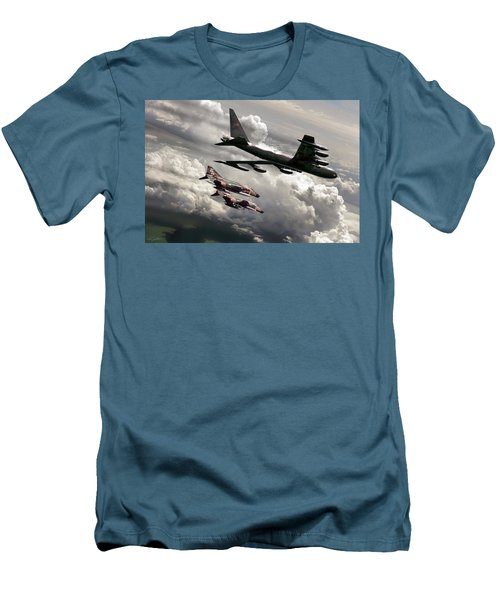 Combat Air Patrol Men's T-Shirt (Athletic Fit)
