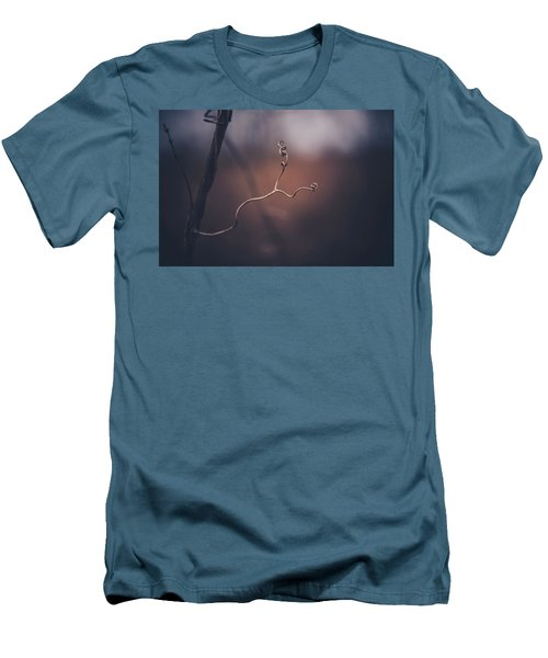 Men's T-Shirt (Slim Fit) featuring the photograph Come Slowly by Shane Holsclaw