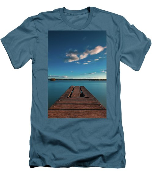Comfortably Numb Men's T-Shirt (Athletic Fit)