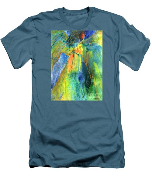 Coming Lord Men's T-Shirt (Slim Fit) by Nancy Cupp