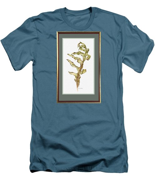 Compass Plant, Fall Men's T-Shirt (Slim Fit) by Catherine Twomey