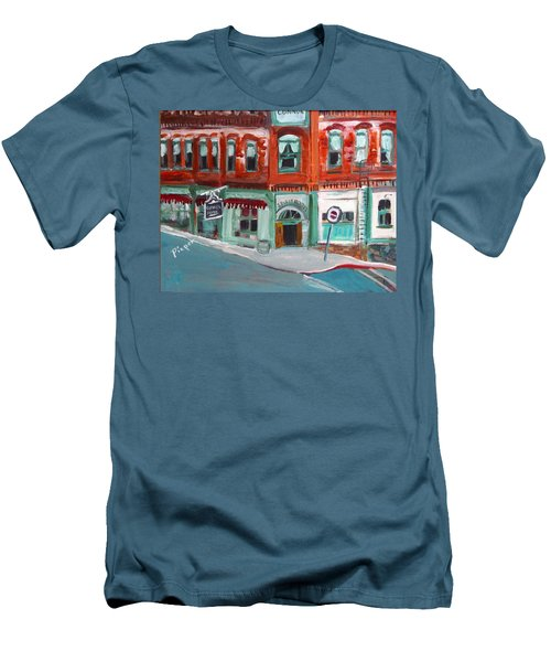 Connor Hotel In Jerome Men's T-Shirt (Athletic Fit)