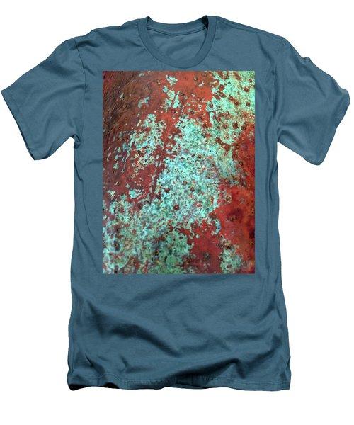 Copper Patina No. 22-1 Men's T-Shirt (Athletic Fit)