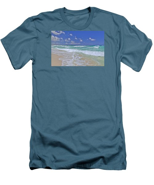 Cozumel Paradise Men's T-Shirt (Athletic Fit)