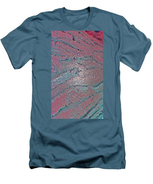 Men's T-Shirt (Slim Fit) featuring the photograph Created By The Hand Of God by Lenore Senior