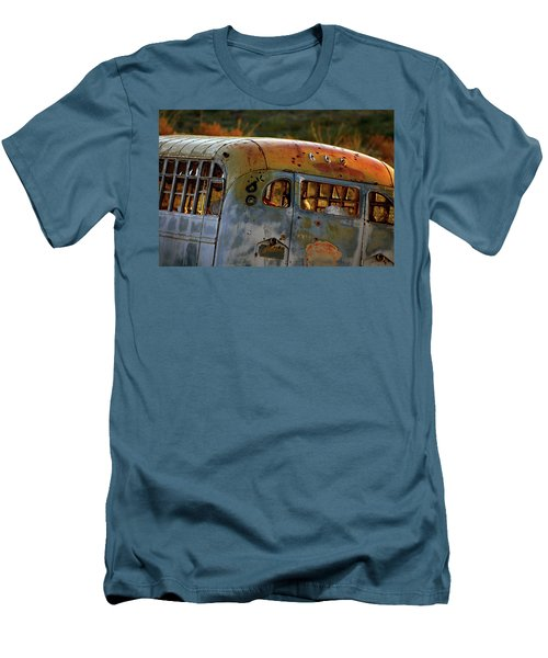 Men's T-Shirt (Slim Fit) featuring the photograph Creepers by Trish Mistric