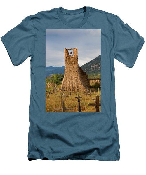 Cross Roads Men's T-Shirt (Athletic Fit)