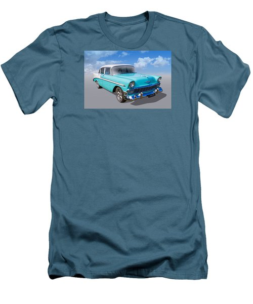 Men's T-Shirt (Slim Fit) featuring the photograph Cruzing by Keith Hawley