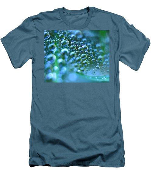 Curve Of The Web Men's T-Shirt (Athletic Fit)