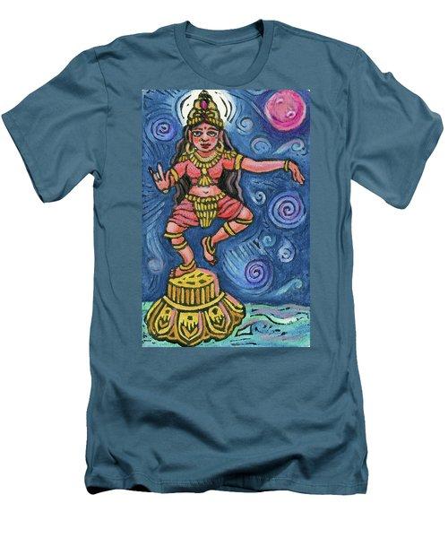 Dancing Parvati Men's T-Shirt (Athletic Fit)