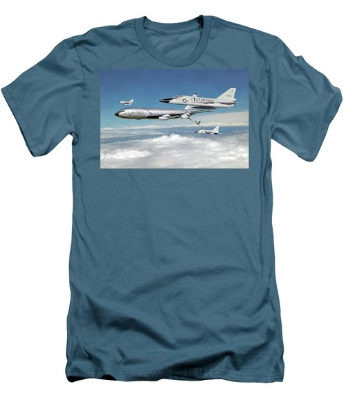 Dantibus Damus Men's T-Shirt (Athletic Fit)