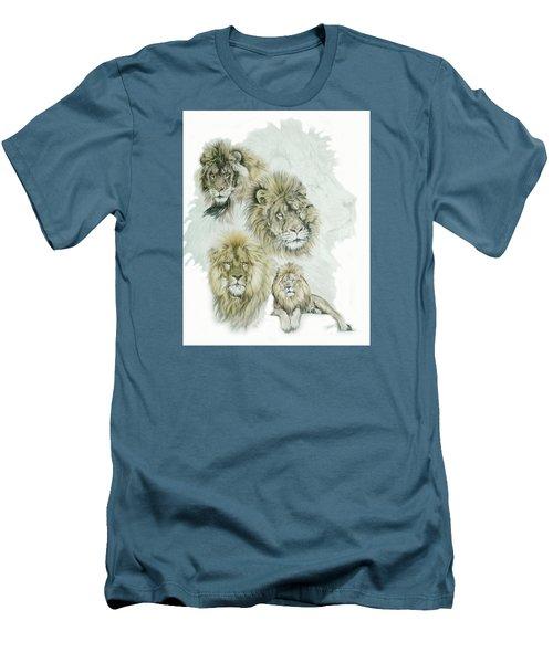 Dauntless Men's T-Shirt (Slim Fit) by Barbara Keith