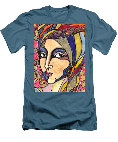 Decoface 3 Men's T-Shirt (Athletic Fit)