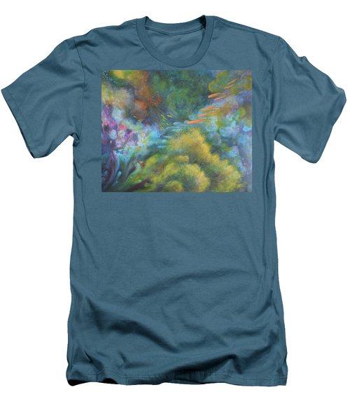 Deep Sea Men's T-Shirt (Athletic Fit)