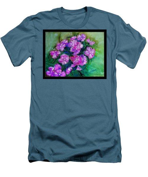 Delicate Pastel Men's T-Shirt (Athletic Fit)