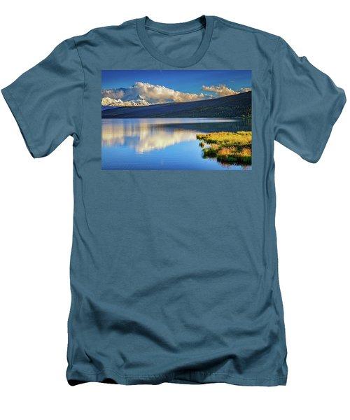 Denali Reflections Men's T-Shirt (Athletic Fit)