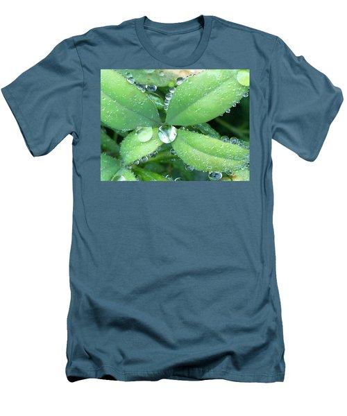 Diamonds Men's T-Shirt (Athletic Fit)