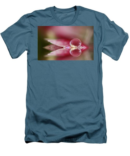 Dianthus Dreaming Men's T-Shirt (Athletic Fit)