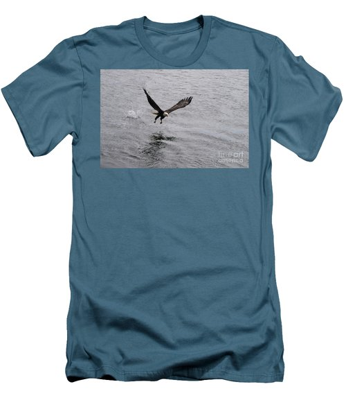 Dinner? Prince Rupert Eagle  Men's T-Shirt (Athletic Fit)