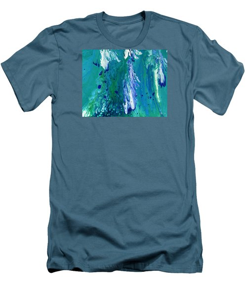 Diving To The Depths Men's T-Shirt (Athletic Fit)