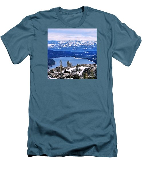 Donner Lake Men's T-Shirt (Athletic Fit)