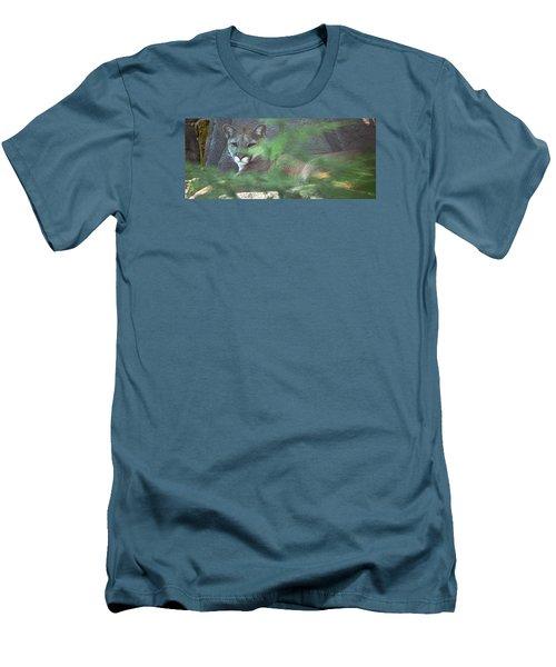 Don't Make A Sound Men's T-Shirt (Athletic Fit)