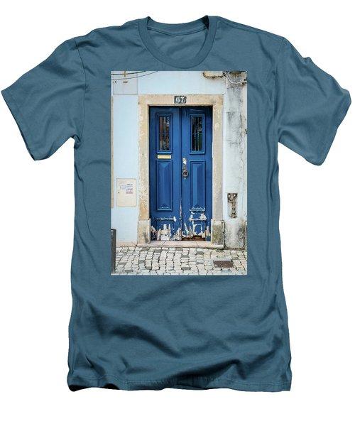 Door No 67 Men's T-Shirt (Athletic Fit)