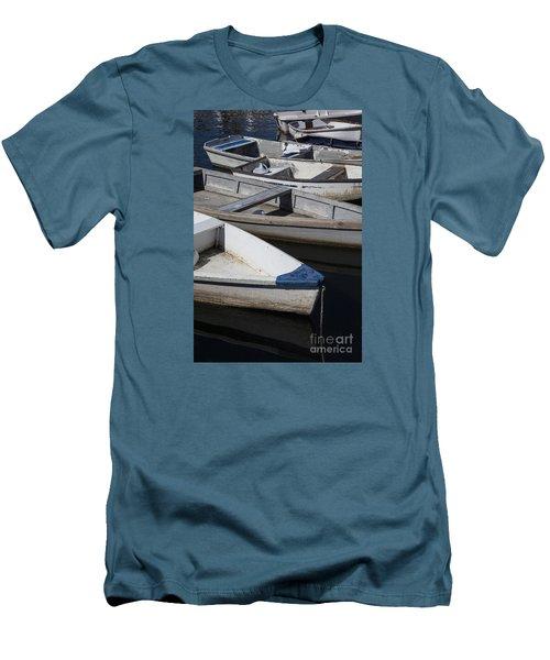 Dory Row Men's T-Shirt (Athletic Fit)