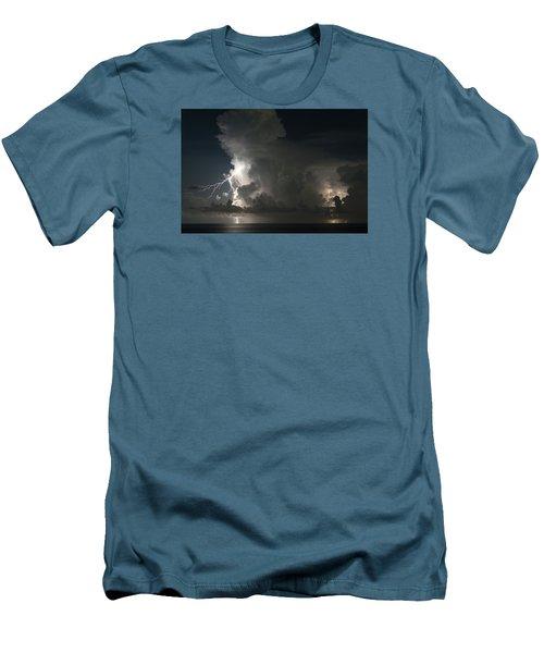 Double Men's T-Shirt (Athletic Fit)