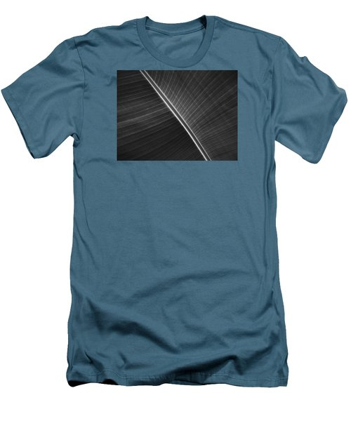 Dramatic Lines Men's T-Shirt (Slim Fit) by Tim Good