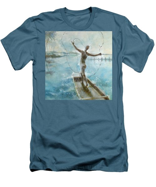 Dream Catcher Men's T-Shirt (Slim Fit)
