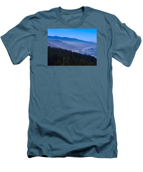 Dream Come True Men's T-Shirt (Slim Fit) by Laura Ragland