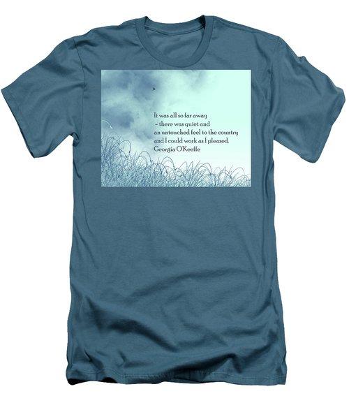 Dream Home Men's T-Shirt (Athletic Fit)