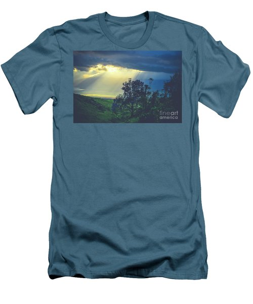 Dream Of Mortal Bliss Men's T-Shirt (Slim Fit) by Sharon Mau