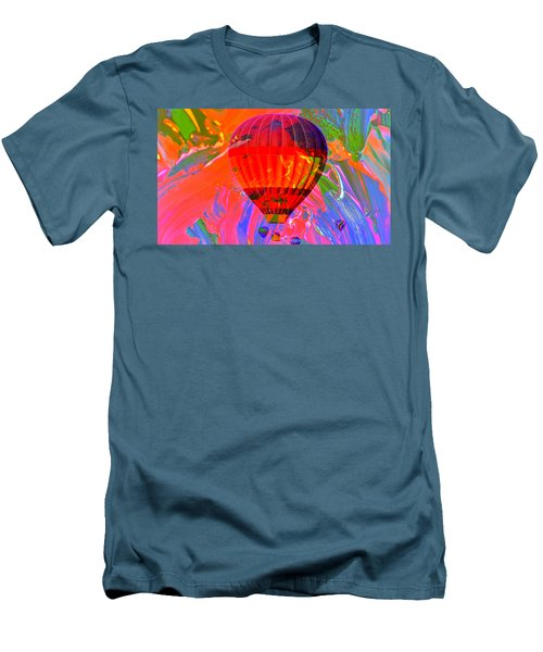 Men's T-Shirt (Slim Fit) featuring the photograph Dreaming Across The Sky by Jeff Swan
