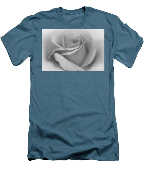 Dreamy Bw Men's T-Shirt (Slim Fit) by Judy Wolinsky