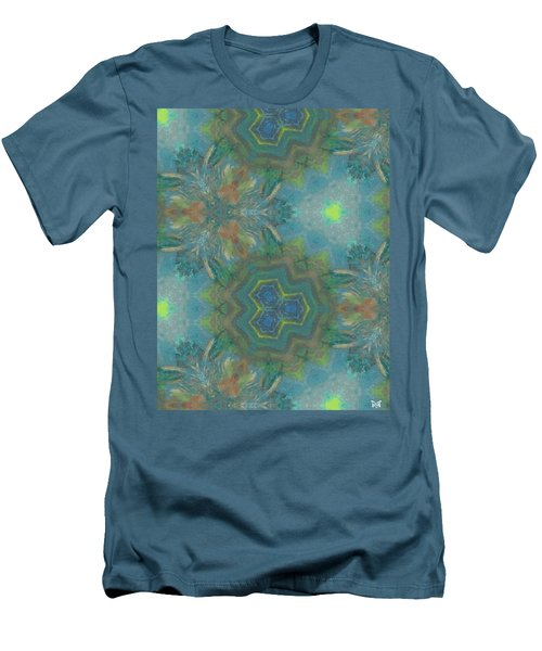 Drinking The Nectar Of Life Men's T-Shirt (Slim Fit) by Maria Watt