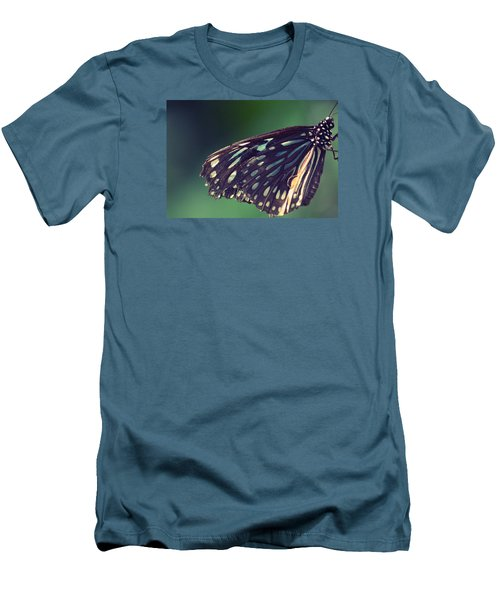 Men's T-Shirt (Slim Fit) featuring the photograph Dulce Alegria by The Art Of Marilyn Ridoutt-Greene