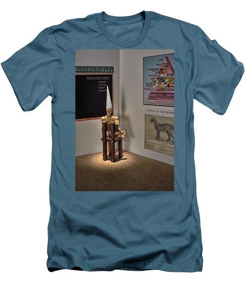 Dunce Men's T-Shirt (Slim Fit) by Mark Fuller
