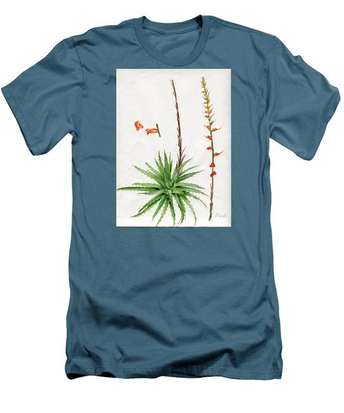 Dyckia Platyphylla Men's T-Shirt (Athletic Fit)