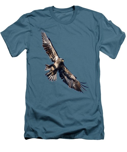 Eagle Men's T-Shirt (Slim Fit) by Greg Norrell