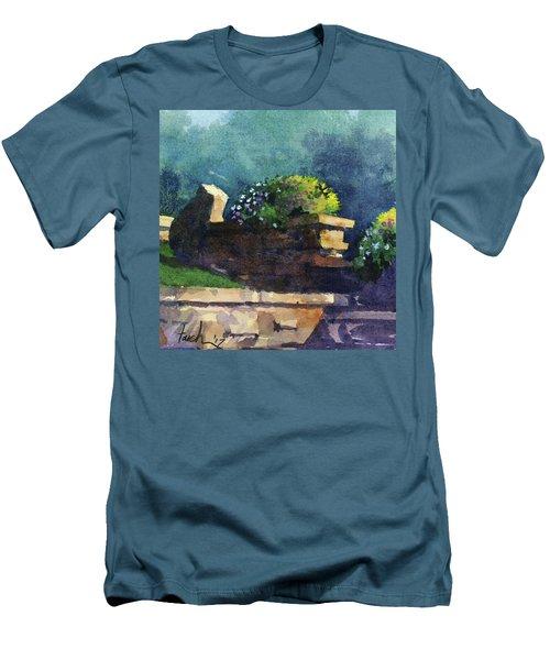 Eagle Point Planter Men's T-Shirt (Athletic Fit)