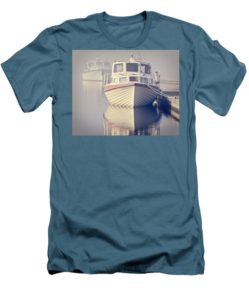 Men's T-Shirt (Slim Fit) featuring the photograph Early Morning Softness by Ari Salmela