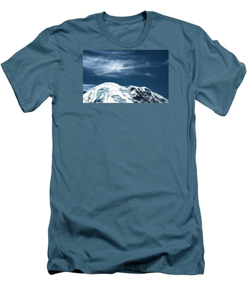 Earth And Heaven Men's T-Shirt (Slim Fit) by John Rossman