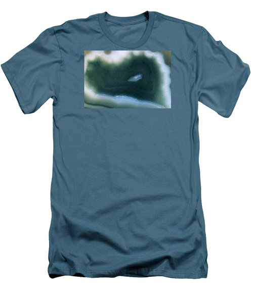 Earth Portrait 003 Men's T-Shirt (Athletic Fit)